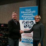 Sopimus Varalan valmennuskeskuksen kanssa